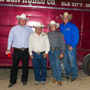 The Beutler and Sons Rodeo Company has been providing stock to the Buffalo Bill Rodeo for well over 50 years. Bennie Beutler was inducted into the Pro Rodeo Hall of Fame in Colorado Springs, Colo. in July of 2010.