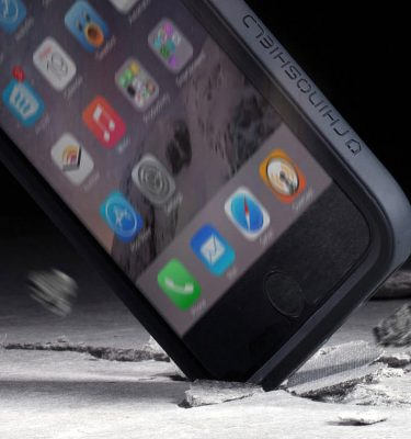Rhino Shield Crash Guard Bumper for iPhone 6