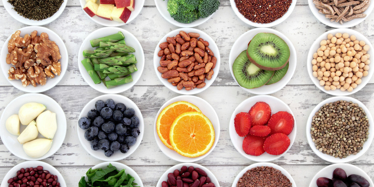 Top 10 Superfoods for people over 50